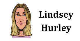 Lindsey Hurley with photo